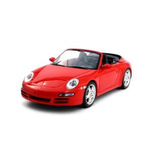 ポルシェ 911 カレラ S カブリオレ 2005 レッド (1/43 ミニチャンプス400063030)|v-toys