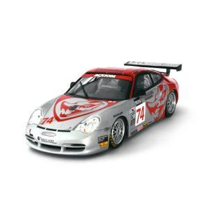 ポルシェ 911 GT3 CUP デイトナ24h 2004 (1/43 ミニチャンプス400046274)
