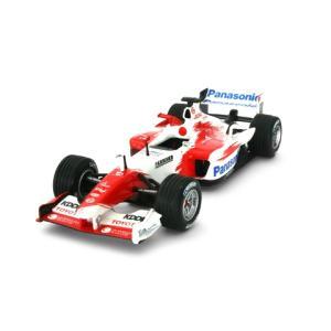 パナソニック トヨタ レーシング F1 ローンチバージョン 2004 (1/43 ミニチャンプス400040186)