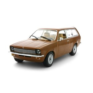オペル カデット C キャラバン 1973 ブロンズM (1/43 ミニチャンプス430045617)|v-toys