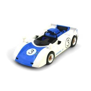 トヨタ 7 No3 1969 日本GP ホワイト/ブルー (1/43 エブロ43664) v-toys