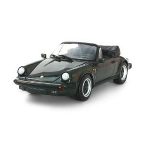 ポルシェ 911 カレラ カブリオレ 1983 グリーンM (1/43 ミニチャンプス430062035)
