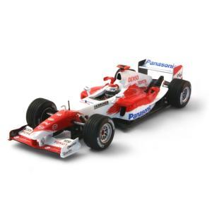パナソニック トヨタ レーシング ショーカー 2005 J・トゥルーリ (1/43 ミニチャンプス400050086)