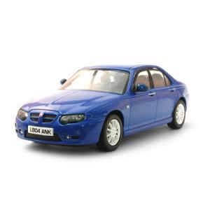 MG ZT 2004 トロフィー ブルー (1/43 ヴァンガーズVA09300)|v-toys
