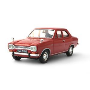 フォード エスコート マークI ドラグーンレッド (1/43 ヴァンガーズVA09500)|v-toys
