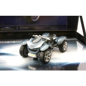 プジョー クオーク 2004 (1/43 ノレブ472716)|v-toys