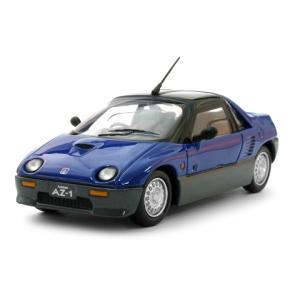 オートザム AZ-1 ブルー ( 1/43 ホットワークスHW43003B)|v-toys