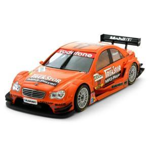 メルセデスベンツ Cクラス DTM 2005 Team Mucke No17 (1/43 ミニチャンプス400053417)