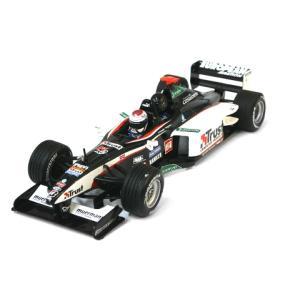 ヨーロピアン ミナルディ F1X2 ROCK KINGHAM 2003 J・フェルスタッペン (1/43 ミニチャンプス400030299)