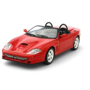 フェラーリ 550 バルケッタ 2000 レッド (1/43 イクソFER020)|v-toys