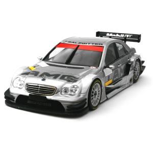 メルセデスベンツ Cクラス DTM 2004 Team AMG テストカー K・ライコネン (1/43 ミニチャンプス400043498)
