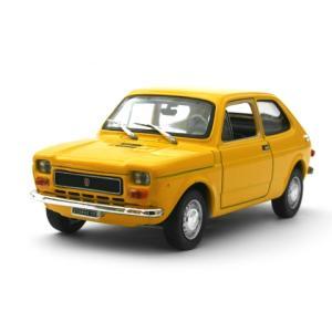 フィアット 127 1971 イエロー (1/43 ノレブ770162)|v-toys