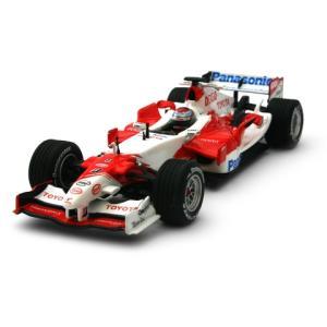 パナソニック トヨタ レーシング ショーカー 2006 J・トゥルーリ (1/43 ミニチャンプス400060078)