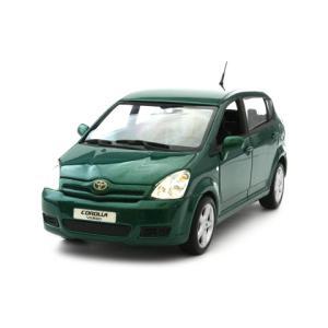トヨタ カローラ バーソ 2004 グリーンM (1/43 ミニチャンプス400166361)|v-toys