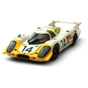 ポルシェ 917 ロングテール No14 1969 ル・マン (1/43 エブロ43750) v-toys