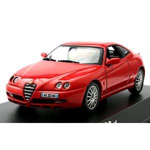 アルファロメオ GTV 2003 レッド (1/43 ノレブ790051)|v-toys