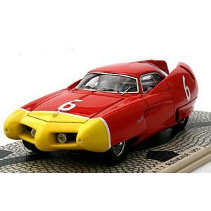 アルファロメオ バット7 No6 GLENDALE 1955 (1/43 ビザールBZ365) v-toys