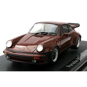 ポルシェ 911 ターボ 1975 Mブラウン (1/43 エブロ43754)|v-toys