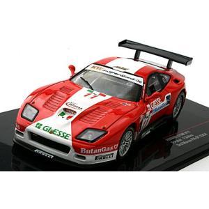 フェラーリ 575 M No11 2004 FIA-GT モンツァ (1/43 イクソFER041)|v-toys