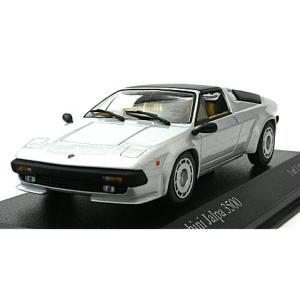 ランボルギーニ JALPA 1981 シルバー (1/43 ミニチャンプス400103601)|v-toys