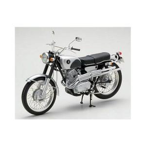 ホンダ CL72 1962 シルバー/ブラック (1/10 エブロ10010)|v-toys