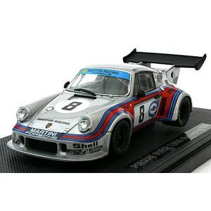 ポルシェ 911 RSR ターボ No8 ニュルブルクリンク (1/43 エブロ44034) v-toys