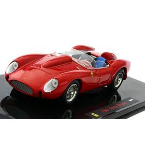 フェラーリ 250 TR 1958 レッド (エリートシリーズ) (1/43 マテルMT5593N) v-toys