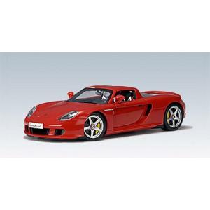 ポルシェ カレラ GT レッド (1/18 オートアート78044) v-toys