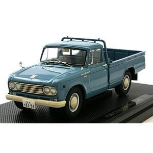 ニッサン ジュニア トラック 1962 ライトブルー (1/43 エブロ43988)|v-toys