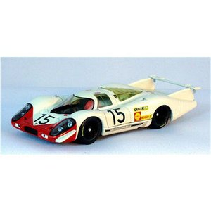 ポルシェ 917 ルマン 1969 No15 (1/43 エブロ43751) v-toys