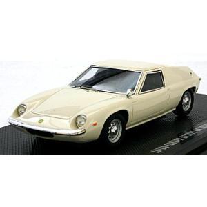 ロータス ヨーロッパ S1 1967 ホワイト (1/43 エブロ44278) v-toys