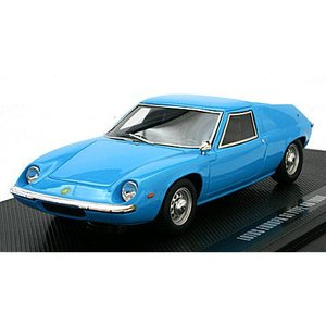 ロータス ヨーロッパ S1 1967 ライトブルー (1/43 エブロ44279)|v-toys