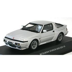ミツビシ スタリオン GSR-VR シルバー (1/43 京商K03712S) v-toys