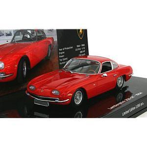ランボルギーニ 350 GT 1964 レッド (1/43 ミニチャンプス436103200)|v-toys