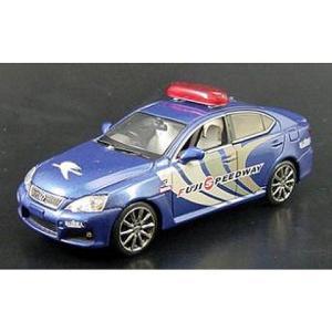 レクサス IS-F セフティーカー ブルー (1/43 JコレクションJC49010SC) v-toys
