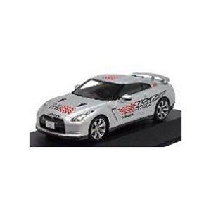 ニッサン GT-R (R35) ホメパト 「東京スマートドライバー」 (1/43 京商K03741TSD)|v-toys