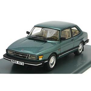 サーブ 90 1985 Mグリーン (1/43 ネオNEO043671)|v-toys