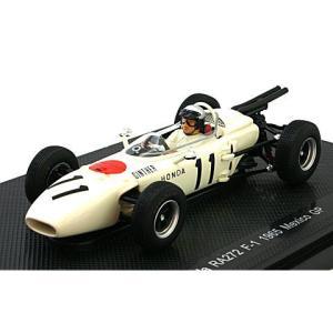 ホンダ RA272 1964 メキシコGP No11 (1/43 エブロ44260)|v-toys