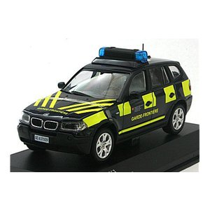 BMW X3 BORDER GUARDS -French Ver. (1/43 京商K03522FR)|v-toys