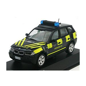 BMW X3 BORDER GUARDS -German Ver. (1/43 京商K03522GE)|v-toys