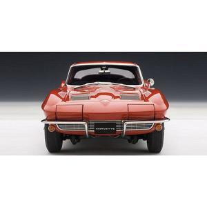 シボレー コルベット クーペ 1963 レッド (1/18 オートアート71183)|v-toys