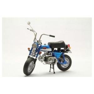 ホンダ モンキー Z50Z ブルー (1/10 エブロ10021)|v-toys