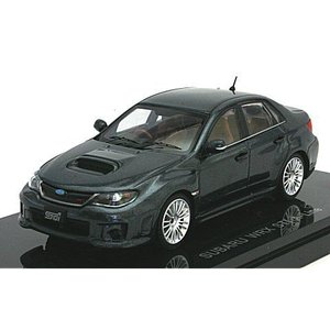 スバル インプレッサ WRX STI 4ドア Aライン グレー (1/43 エブロ44398)|v-toys