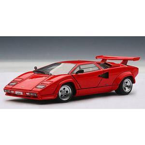 ランボルギーニ カウンタック 5000S レッド (1/43...