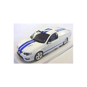フォード PV BF GT コブラ ホワイト/ブルーライン (1/18 ビアンテBIBR18307D)|v-toys