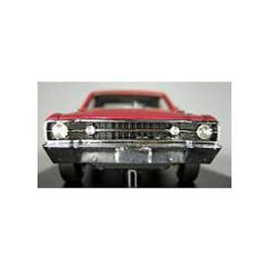1968 ダッジ ダート ハイグロスレッド (1/43 ハイウェイ61 HW43001)|v-toys