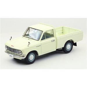 ダットサン 1300 トラック 1966 アイボリー (1/43 エブロ44690)|v-toys