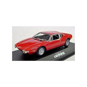 デトマソ パンテーラ 1974 レッド CAR GRAPHIC (1/43 ミニチャンプス40P127500)|v-toys