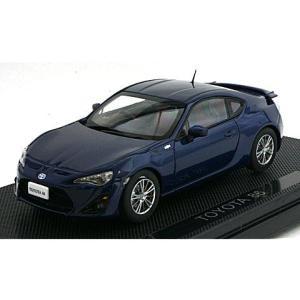 トヨタ 86 ブルー (1/43 エブロ44845)|v-toys