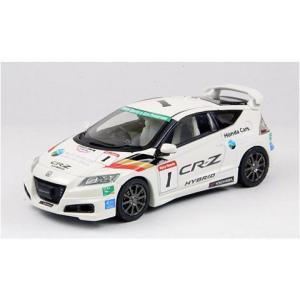 ホンダ CR-Z ムゲン スポーツ&エコ プログラム ホワイト (1/43 エブロ44839) v-toys